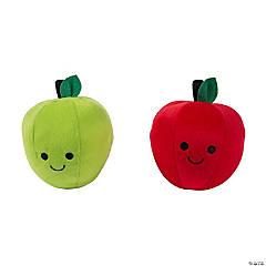 Plush Apples