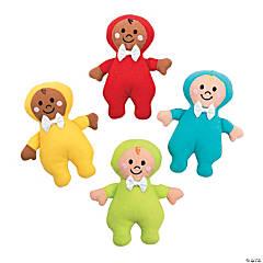 Plush Baby Dolls