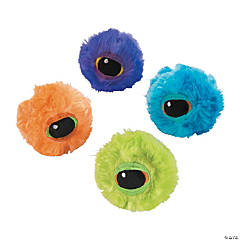 Plush Bouncy Hairball Eyeballs PDQ