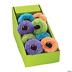 Plush Bouncy Hairball Eyeballs PDQ