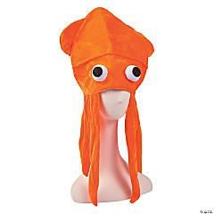 Plush Bright Octopus Hat