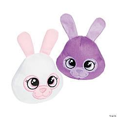 Plush Bunny Faces