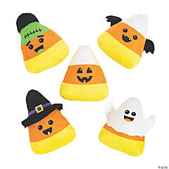 Plush Candy Corn Assortment
