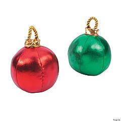 Plush Christmas Ornaments