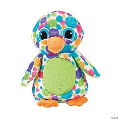 Plush Colorful Penguin