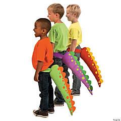 Plush Dinosaur Tails