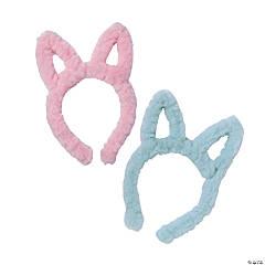 Plush Easter Bunny Headbands