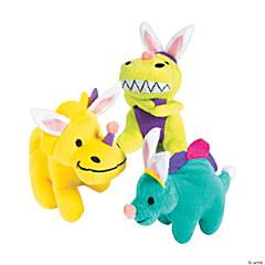 Plush Easter Dinos