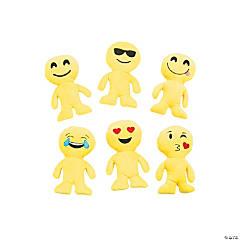 Plush Emoji Man Assortment