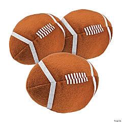 Plush Footballs