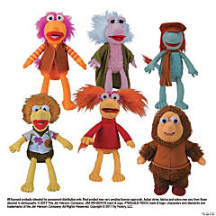 Plush Fraggle Rock® Toys
