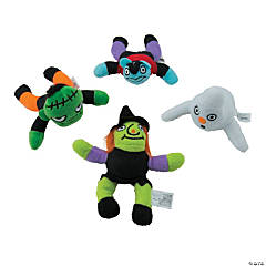 Plush Halloween Assortment PDQ