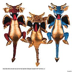 Plush Ladon Dragons - Case