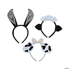 Plush Nativity Headband Assortment