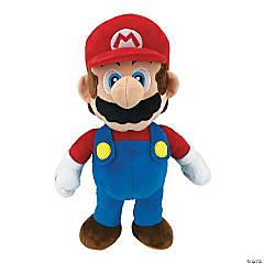 Plush Nintendo™ Mario