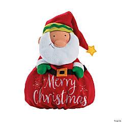 Plush Nordic Noel Softy Santa
