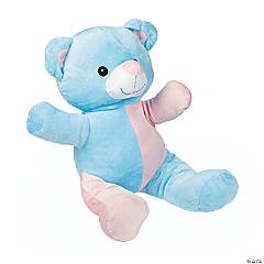 Plush Pastel Bear