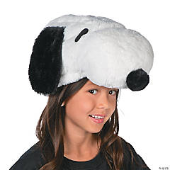 Plush Peanuts® Snoopy Hat