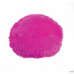 Plush Pink Gumball Pillow