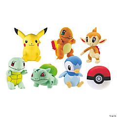Plush Pokémon® Characters Assortment