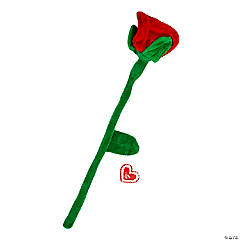 Plush Red Roses