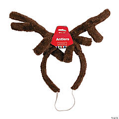 Plush Reindeer Antlers Headbands
