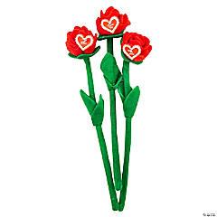 Plush Roses