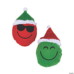 Plush Santa Emojis PDQ