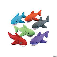 Plush Sharks