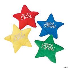 Plush Stars
