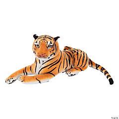Plush Tiger Prop