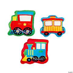 Plush Trains