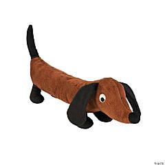 Plush Weiner Dog
