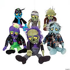 Plush Zombie Monster