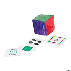 Pocket Cubes with Cards Math Game
