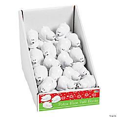 Polar Bear Pull-Back Toys PDQ