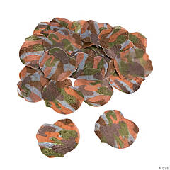 Polyester Camouflage Rose Petals