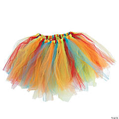 Polyester Child's Fiesta Tutu