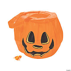 Polyester Collapsible Pumpkin Bags