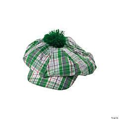 Polyester Green Irish Gatsby Hat