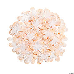 Polyester Light Pink Cherry Blossom Petals
