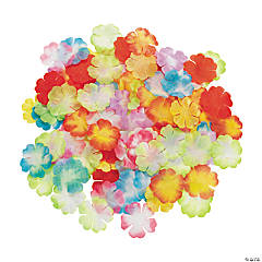 Polyester Mini Bright Flower Petals
