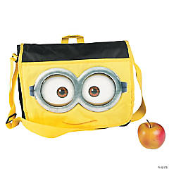 Polyester Minion Messenger Bag