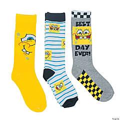 Polyester Nickelodeon™ SpongeBob Squarepants™ Socks