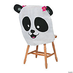 Polyester Panda Party Chair Covers
