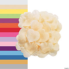 Polyester Rose Petals