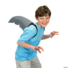 Polyester Shark Fin Costume Accessory