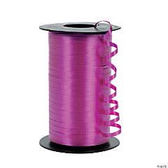 Polypropylene Curling Ribbons - Neon Pink