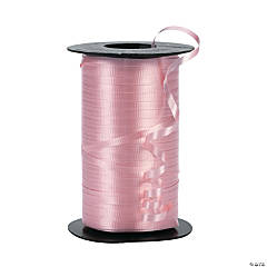Polypropylene Curling Ribbons - Pink