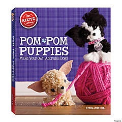 Pom-Pom Puppies Book Kit